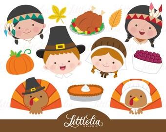 Thanksgiving head clipart - thanksgiving head - 16092