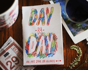 day by day // art zine