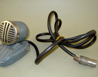 Vintage Russian 1958 Microphone