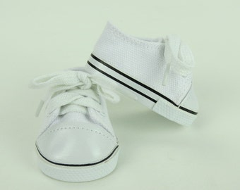 "Doll Sneakers - Fits any 18"" & 15"" Dolls"