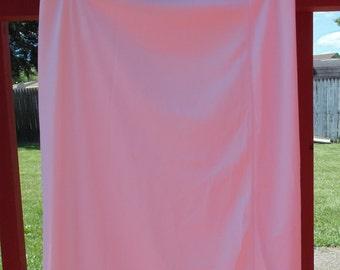 Vintage Pink Half Slip Small Vintage Lingerie Pink Lingerie Vintage Slips