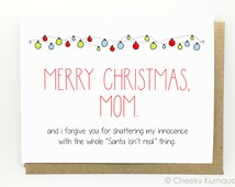 Snap christmas mom etsy photos on pinterest unique christmas card mom related items etsy m4hsunfo