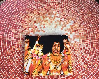 Jimi Hendrix Axis Bold As Love Zipper Pouch