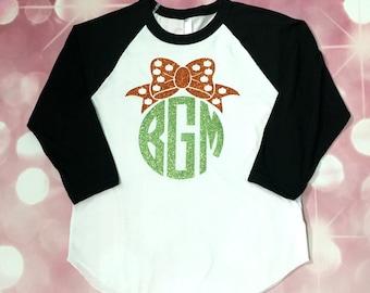 Halloween Monogram Shirt, Girls Pumpkin Shirt, Girls Halloween Shirt, Halloween Shirt, Halloween Monogram, Halloween, Personalized Shirt