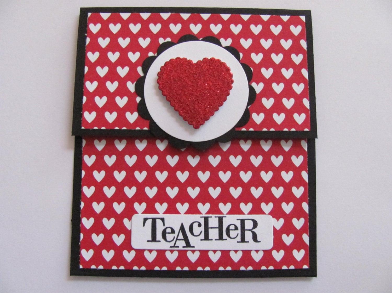 valentines day gift card holder valentines day gifts teacher