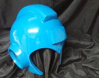 Megaman helmet cast