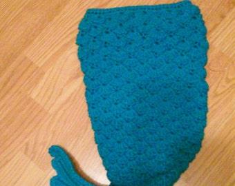 Mermaid 0-3 months/Prop/crochet/outfit/ocean/ariel