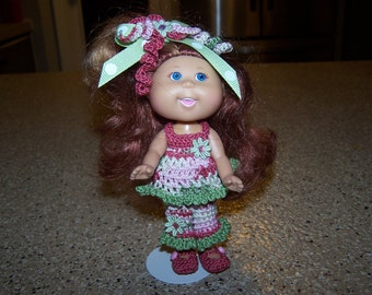 Dolls - Cabbage Patch Dolls - Lil Sprouts Dolls - Discontinued Doll -