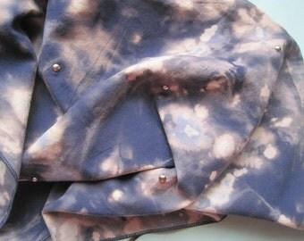 Studded Tie Dye Bandana