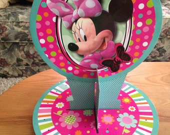 Minnie Mouse Cake pop stand treat lollipop holder display
