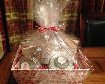 Custom Spa Gift Set