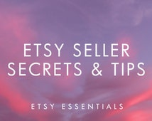Etsy Essentials |   Etsy Guide, Promoted Listings, SEO, Keywords, Selling, Tips, Marketing, Promotion, How To Sell, Shop Promoting, Tips