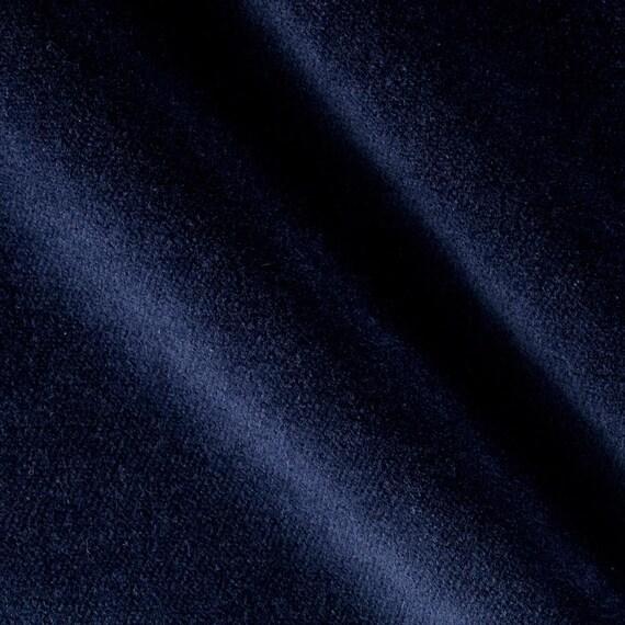 ships same day navy blue velvet upholstery by fabricsupplyco. Black Bedroom Furniture Sets. Home Design Ideas