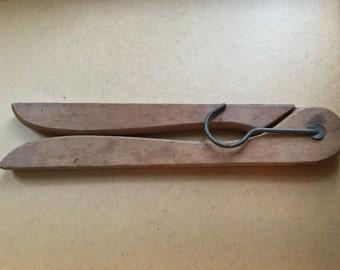 Wooden Folding Hanger