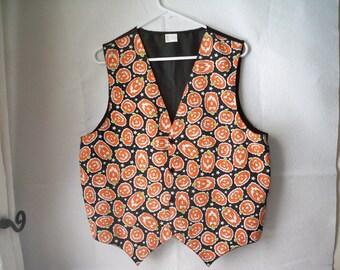 1990s vintage Unisex Halloween Costume Vest labeled size large