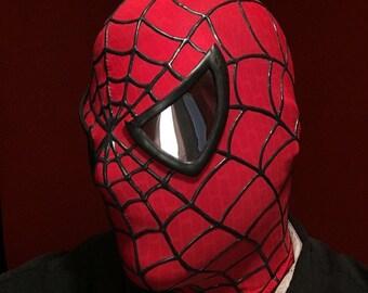 Spiderman Mask