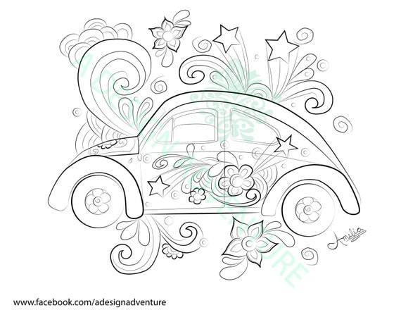 love insect coloring pages - photo#19