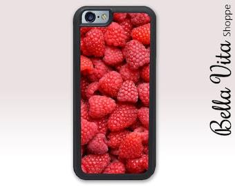 Fruit iPhone 6 Case, Fruit iPhone Case, Colorful iPhone 6 Case, Red iPhone Case, Raspberries  Raspberry Cute iPhone Case 1213