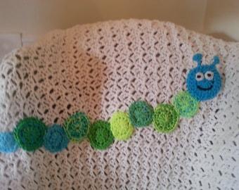 Caterpillar Blanket
