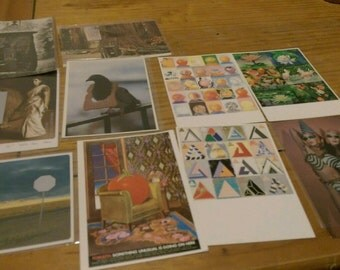 Lot of 20 Various themes Postcards