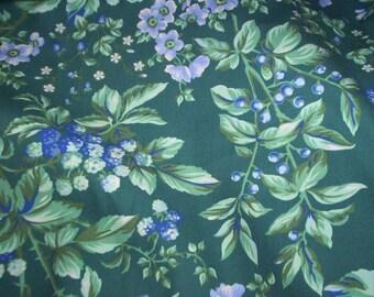 Laura Ashley Bramble vintage fabric 48ins x 44ins