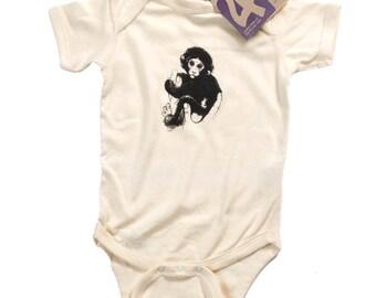 24 Peace Monkey Crawler