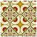 PRE-ORDER LIMITED: Deco Elegance - 3JYE1M - Jason Yenter - Red Filigree - Just Released from Spring Quilt Market!!