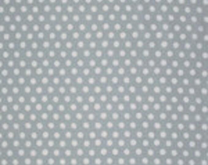 Kaffe Fassett Collective Spot Silver - 1/2yd