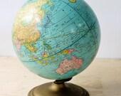 Vintage Petit globe terre...