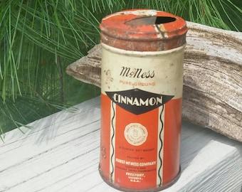 McNess Cinnamon Can