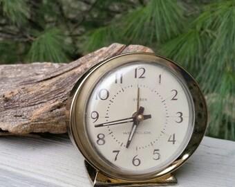 Working Westclox Baby Ben Wind Up Alarm Clock