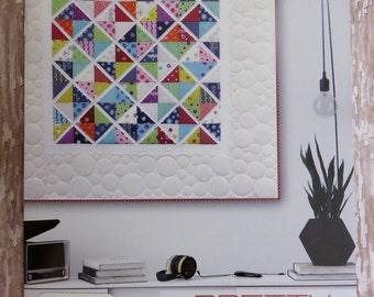 Pretty Little Dots Quilt Pattern - Zen Chic - Brigitte Heitland - Moda - PRQP