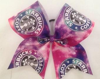 Starbucks ribbon Big Cheer Bow,