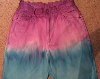 TieDye Shorts