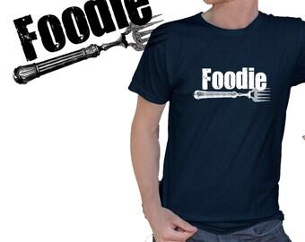 Foodie -Vintage print Men's Foodie T-shirt