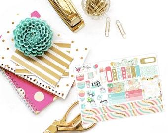 Grace Mini Kit Planner Stickers