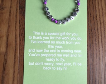 teacher gift-end of year gift-last day of school-teacher appreciation-teacher thank you