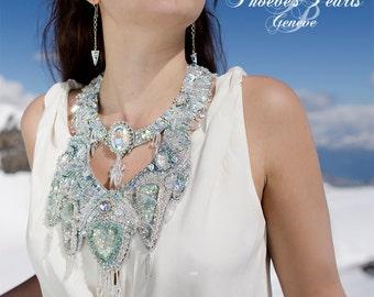 Baïkal, Siberia's Pearl, BOTB15, unique Haute-Couture creation, EBEG