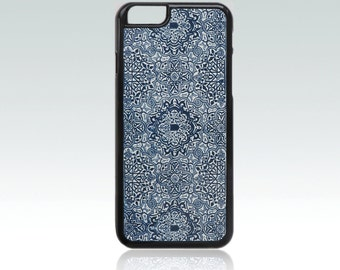 Orient iPhone 6 case,  blue iPhone 6s cover, art iPhone 6 case, unique iPhone 6s case, Arabic iPhone 6 cover, old mosaic