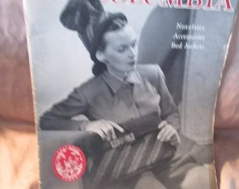Columbia Knitting Book