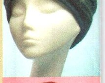 "BUTTERICK 5111, Sz XS-M/20.5-22.5"".   Ladies Beret/Turban/Bucket Hat pattern, 7 styles in one pattern, copyright 2007."