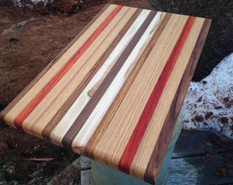 Exotic Wood Butcher Block***FREE SHIPPING***