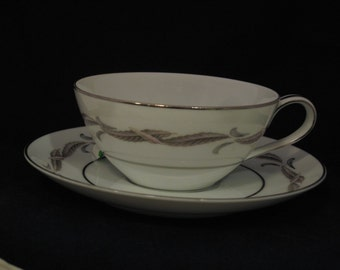 Noritake   china cup and saucer