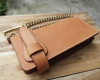 PDF File, Template long wallet, Pattern Long Wallet By Hardy Leather, Handcraft In Thailand.