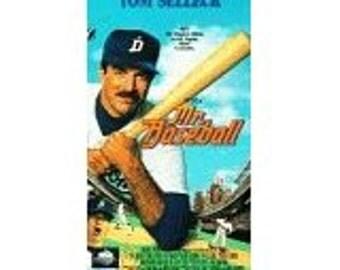 Mr. Baseball [VHS] (1992)