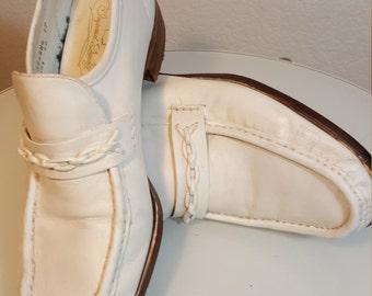 FREE  SHIPPING  Vintage 1950 Florsheim Men Shoes