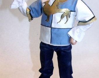Custom 1/6th scale Minstrel figure 1966 TV Batman
