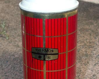 Metal Thermos