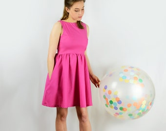 Blushingly Pink Dress