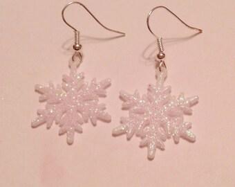Christmas Ornament Earrings Christmas Earrings Christmas Bauble Earrings